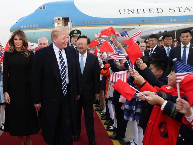 Một ngày bận rộn của Tổng thống Trump: Tham quan Tử Cấm Thành, thưởng thức Kinh kịch - Ảnh 3.