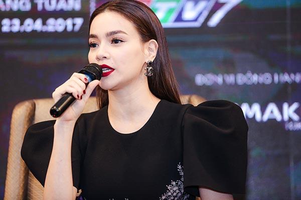 Hồ Ngọc Hà nhận cát-xê 200 triệu cho 1 đêm làm giám khảo - Ảnh 4.