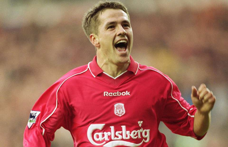 Michael Owen là một trong những cầu thủ xuất sắc nhất bóng đá Anh