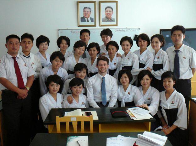 Chia sẻ thú vị của một người nước ngoài chọn Triều Tiên là nơi làm việc mưu sinh - Ảnh 2.