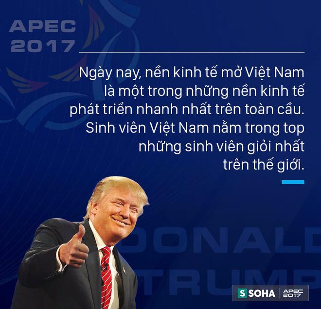 Tổng thống Mỹ Donald Trump: Việt Nam đã hiểu giá trị của nền độc lập từ 2.000 năm trước - Ảnh 3.