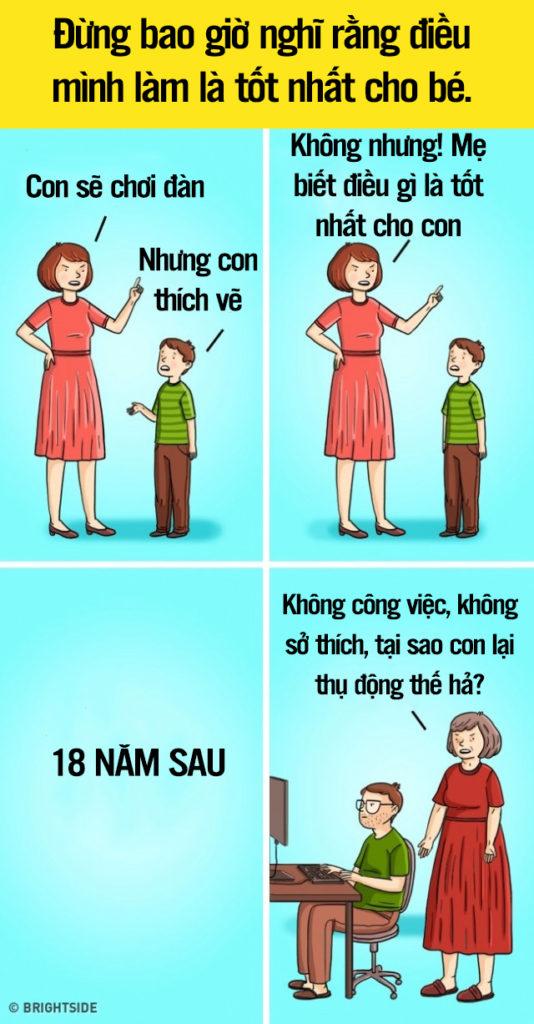 Mắc 10  thói quen không hay dưới đây, con bạn sẽ trở nên khó dạy và xấu tính - Ảnh 6.