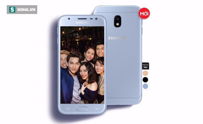 Tìm chỗ mua Samsung Galaxy J3 Pro? Lên ngay Nemo.vn để được giảm thêm 635.000 đồng - Ảnh 1.