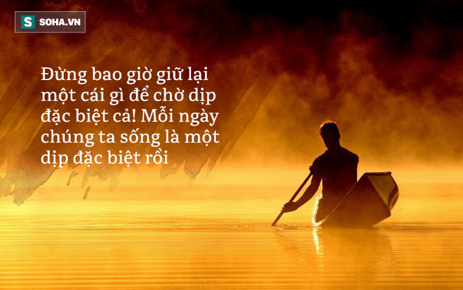 Bài phát biểu lay động của đại đức Thích Tâm Nguyên: Giàu có, bi kịch, tình yêu, lười biếng và hạnh phúc - Ảnh 5.
