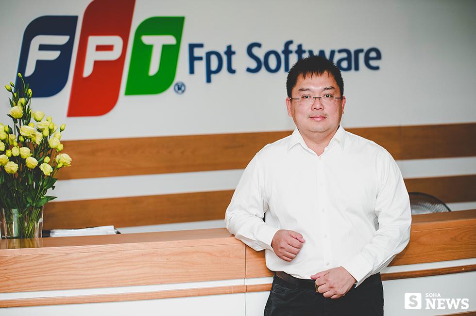 """Chủ tịch FPT Software Hoàng Nam Tiến: """"Nếu cứ phân tích SWOT như các bạn Tây thì không công ty Việt Nam nào dám bước ra khỏi biên giới"""" - Ảnh 10."""