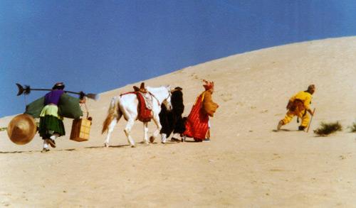 Số phận thê thảm ít người biết của Bạch Long Mã hậu Tây Du Ký - Ảnh 5.
