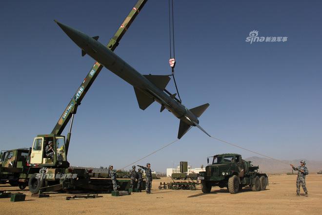 S-75 nâng cấp theo công nghệ S-300 của Việt Nam chuẩn bị bắn kiểm tra tính năng - Ảnh 2.