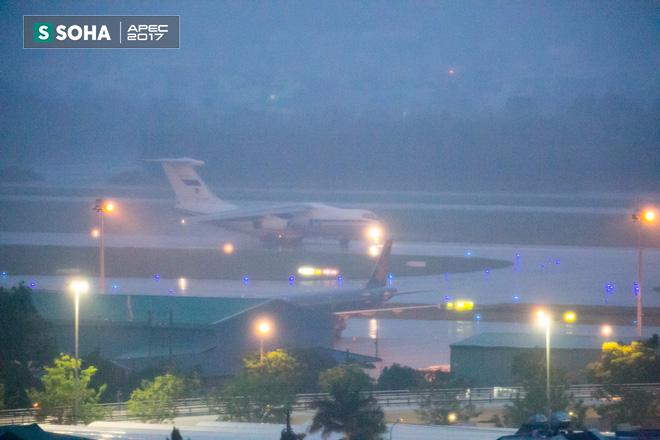 Ngựa thồ IL-76 của đoàn tiền trạm Tổng thống Nga đã đáp xuống Đà Nẵng - Ảnh 3.
