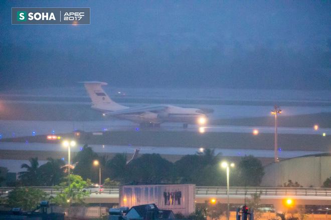 Ngựa thồ IL-76 của đoàn tiền trạm Tổng thống Nga đã đáp xuống Đà Nẵng - Ảnh 4.