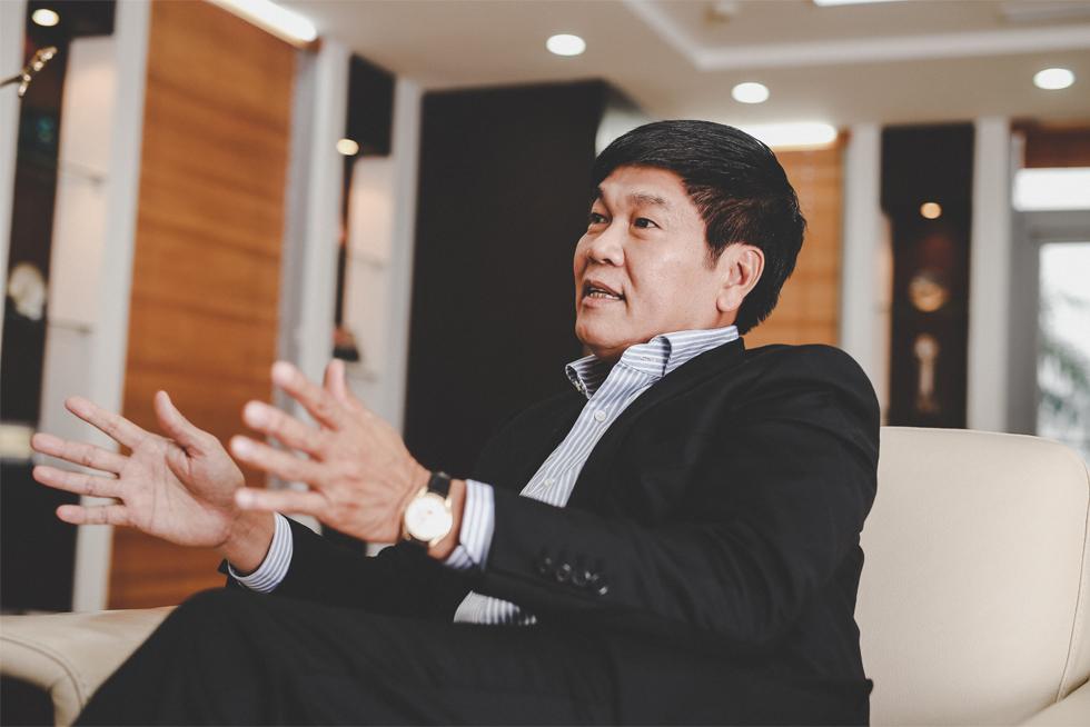"""Ông Trần Đình Long: """"Chúng tôi thành công như hôm nay vì không biến Hòa Phát thành một tập đoàn họ hàng"""" - Ảnh 3."""