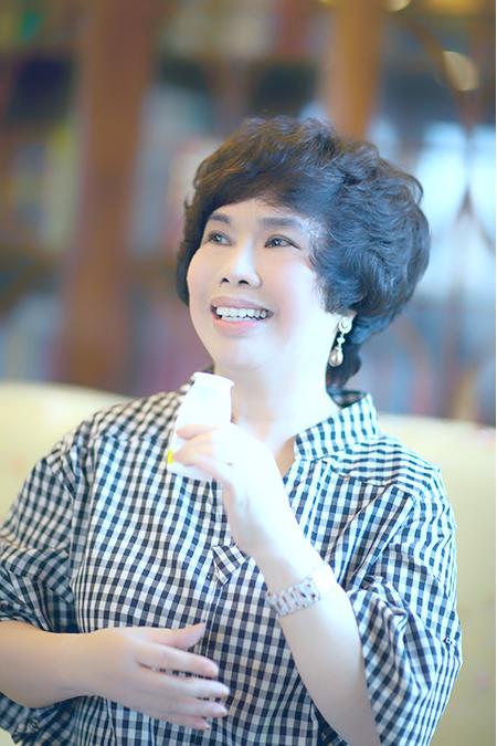 """Bà Thái Hương: """"Tôi rất thích là một người phụ nữ bình thường"""" - Ảnh 8."""