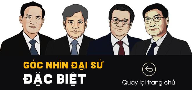 Đại sứ Nguyễn Quang Khai nói về APEC 2017: Một nửa thế giới đã đến gõ cửa Việt Nam - Ảnh 4.