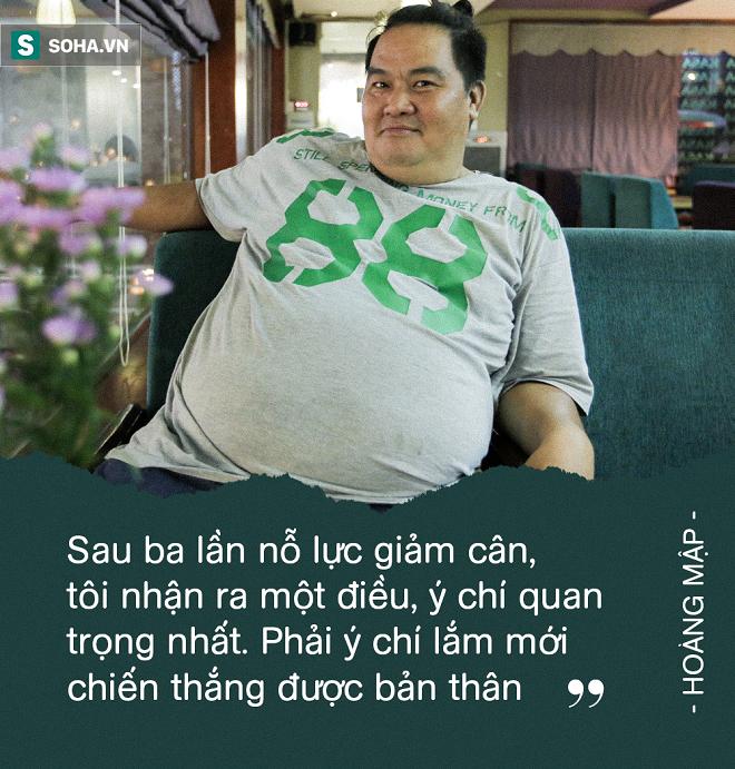 Nghệ sĩ Hoàng Mập: 3 lần giảm cân thất bại và nỗi thống khổ của người béo phì - Ảnh 2.