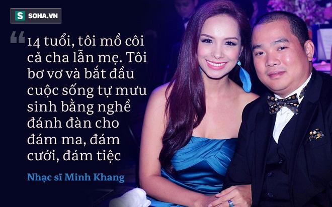Nhạc sĩ Minh Khang: Tôi đánh đàn tiệc cưới ở Chợ Lớn, tiền bo xếp thành chồng cao nửa mét! - Ảnh 2.