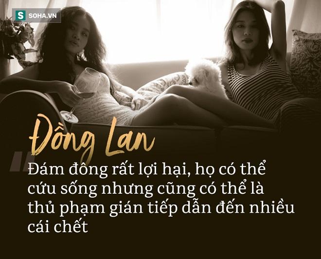 Đồng Lan tiết lộ nhiều thông tin bất ngờ về bạn thân - vợ BTV Thời sự Quang Minh - Ảnh 5.