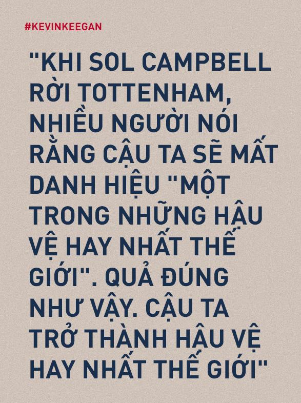 Sol Campbell: Gã khổng lồ cô đơn không thể bị hạ gục cả trên sân lẫn ngoài đời - Ảnh 2.