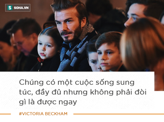 Cách vợ chồng Beck - Vic dạy con: Có cha mẹ giàu có nhưng vẫn phải đi rửa chén bát thuê - Ảnh 5.