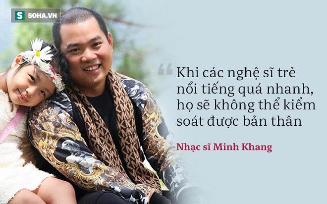 Nhạc sĩ Minh Khang: Tôi đánh đàn tiệc cưới ở Chợ Lớn, tiền bo xếp thành chồng cao nửa mét! - Ảnh 4.