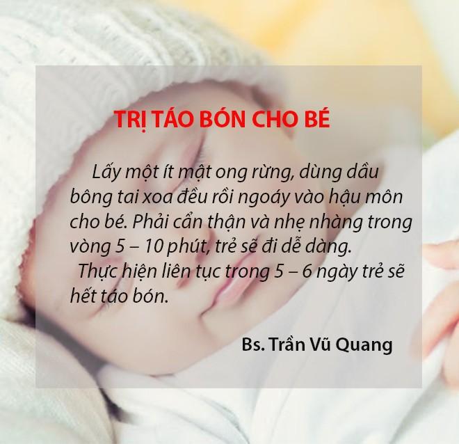 Bác sĩ sản khoa mách 11 mẹo dân gian cực mẹ nào chăm con nhỏ cũng cần biết - Ảnh 3.