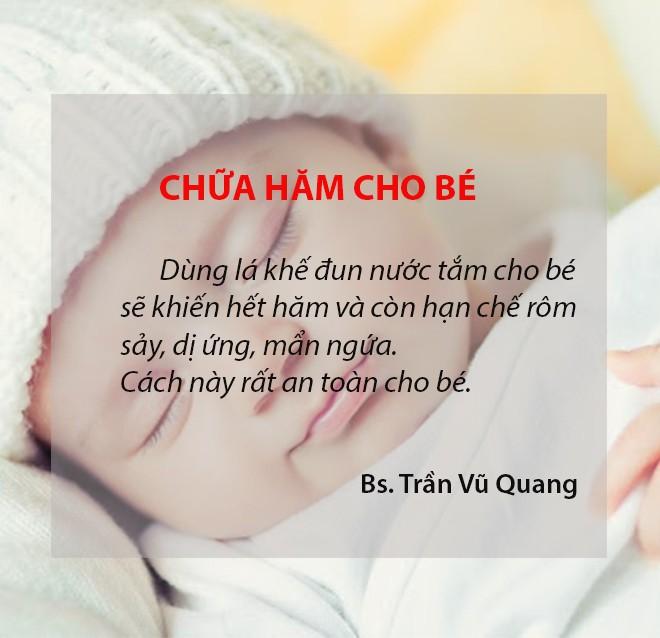 Bác sĩ sản khoa mách 11 mẹo dân gian cực mẹ nào chăm con nhỏ cũng cần biết - Ảnh 5.