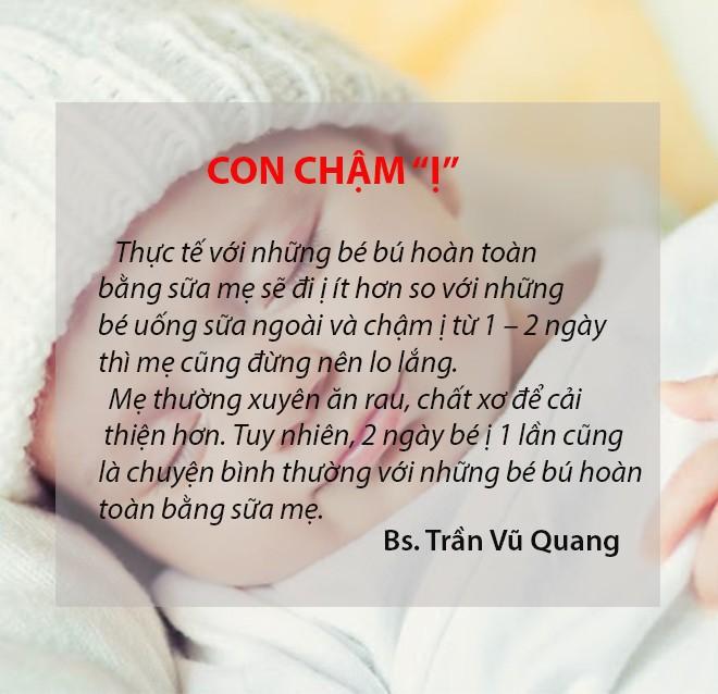Bác sĩ sản khoa mách 11 mẹo dân gian cực mẹ nào chăm con nhỏ cũng cần biết - Ảnh 8.