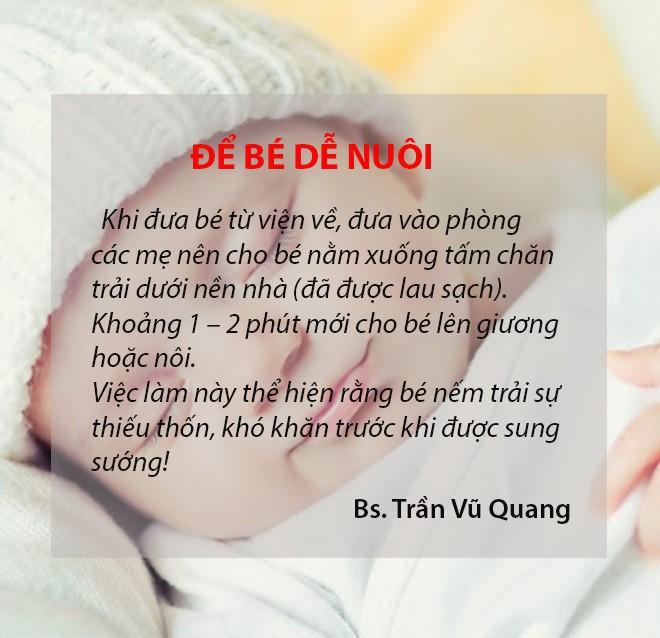 Bác sĩ sản khoa mách 11 mẹo dân gian cực mẹ nào chăm con nhỏ cũng cần biết - Ảnh 9.