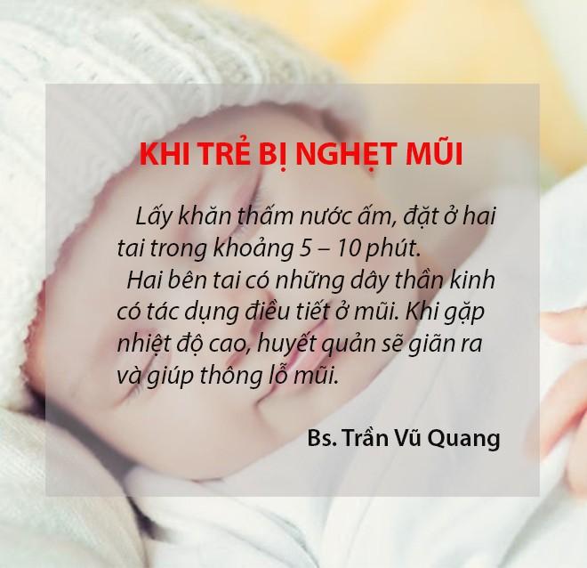 Bác sĩ sản khoa mách 11 mẹo dân gian cực mẹ nào chăm con nhỏ cũng cần biết - Ảnh 11.