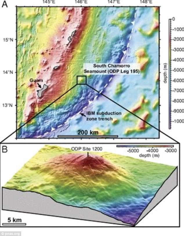 Phát hiện dấu hiệu của sự sống ở nơi sâu nhất trên Trái Đất - Ảnh 2.