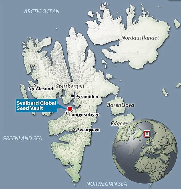 Căn hầm tận thế - nguồn dự trữ của cả thế giới đang gặp nạn vì băng tan - Ảnh 3.