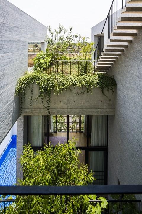 Cận cảnh kiến trúc Việt được vinh danh ở giải thưởng Nhà ở của năm - Ảnh 2.