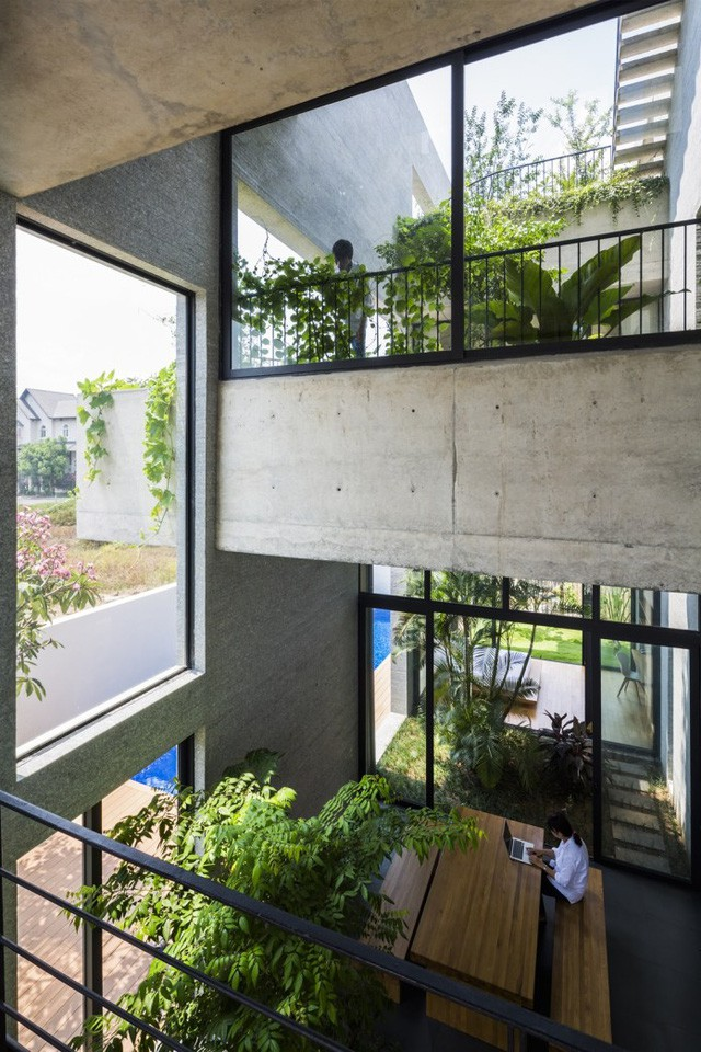 Cận cảnh kiến trúc Việt được vinh danh ở giải thưởng Nhà ở của năm - Ảnh 7.