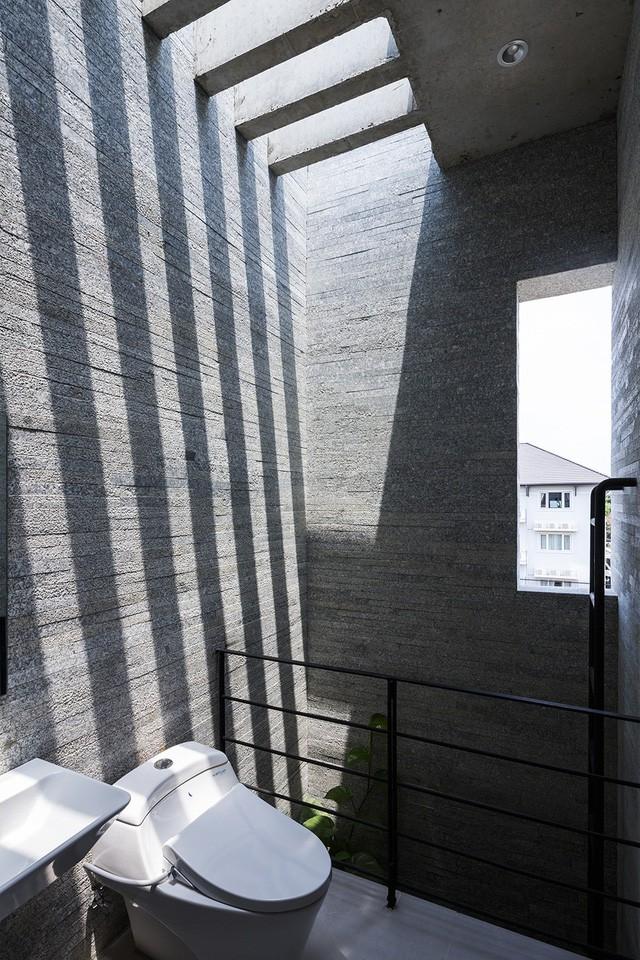 Cận cảnh kiến trúc Việt được vinh danh ở giải thưởng Nhà ở của năm - Ảnh 8.