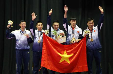 Sau khi gây sốc, sao Việt không hiểu nổi mình vừa làm gì ở SEA Games - Ảnh 5.