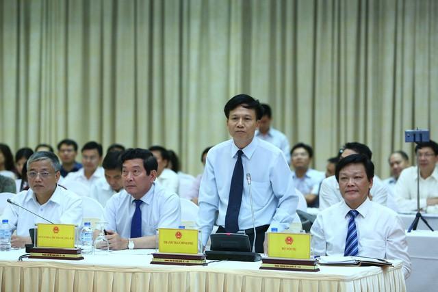 Phó Tổng Thanh tra CP nói về việc truy nguồn gốc tài sản của vợ con ông Phạm Sỹ Quý - Ảnh 1.