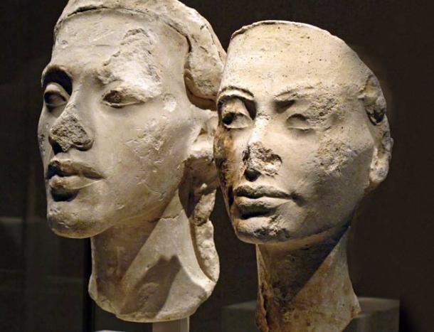 Vì sao các bức tượng cổ Ai Cập hay bị mất mũi? - Ảnh 3.