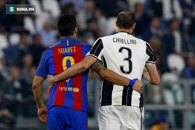 Vừa là khắc tinh, vừa là sát thủ, Chiellini xứng đáng là người hùng của Juve - Ảnh 3.