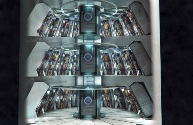Hạ thân nhiệt xuống 32 độ, con người sẽ ngủ đông để du hành vũ trụ như phim Passengers - Ảnh 3.