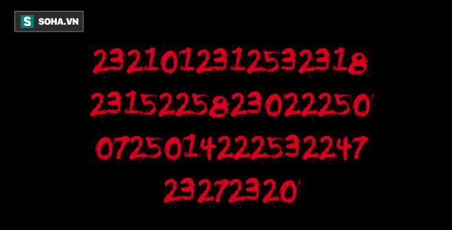 Trổ tài Conan: Giải mã dãy số bí ẩn xuất hiện mỗi đêm trên cánh cửa phòng của cô gái trẻ - Ảnh 2.