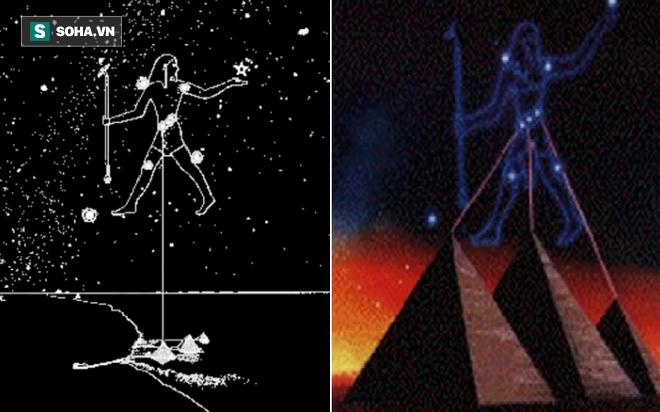 Mật mã Giza: Kim tự tháp liên kết dị thường với Nazca, Machu Picchu, Đảo Phục Sinh - Ảnh 4.
