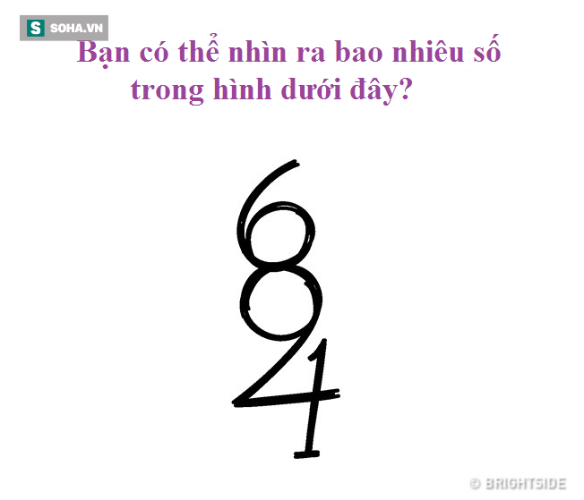 Giải được câu đố logic này sẽ giúp kích hoạt trí thông minh của bạn! - Ảnh 1.