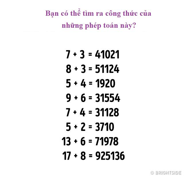 Giải được câu đố logic này sẽ giúp kích hoạt trí thông minh của bạn! - Ảnh 6.