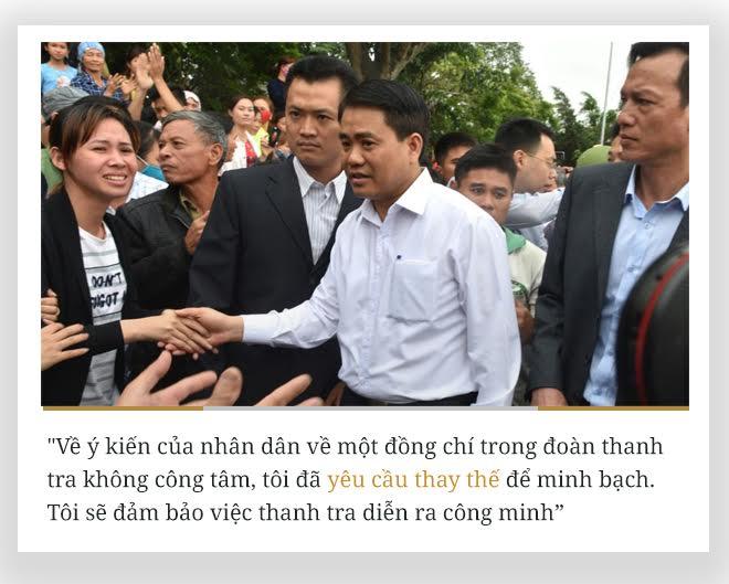 10 phát ngôn vụ Đồng Tâm của Chủ tịch HN Nguyễn Đức Chung - Ảnh 9.