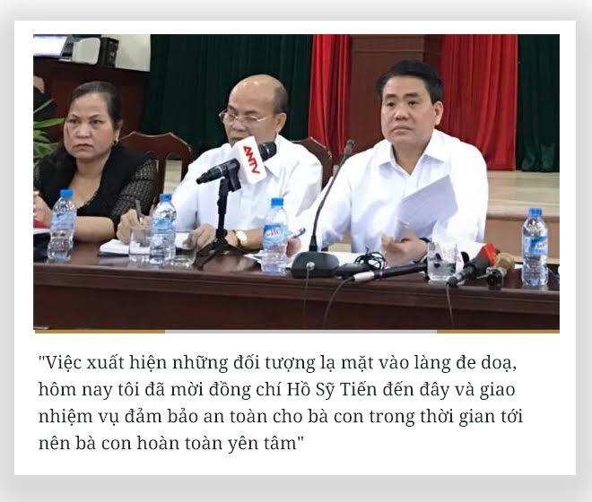 10 phát ngôn vụ Đồng Tâm của Chủ tịch HN Nguyễn Đức Chung - Ảnh 10.