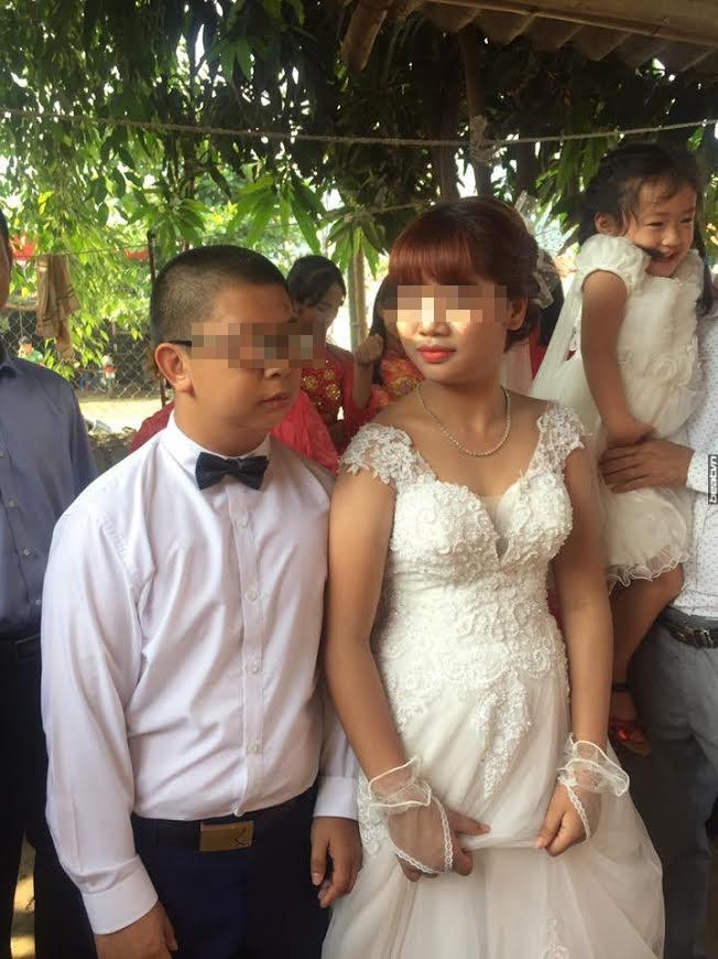 Gia đình cô dâu 15 tuổi ở Sơn La lấy chồng người Trung Quốc bị xử phạt - Ảnh 1.