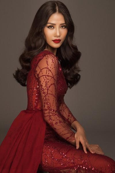 Nguyễn Thị Loan chính thức được cấp phép thi Hoa hậu Hoàn vũ  Thế giới  - Ảnh 2.