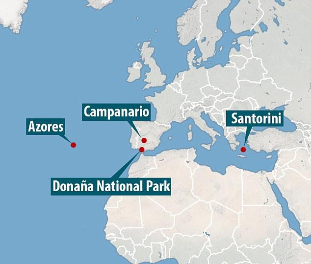 Phát hiện manh mối về thành phố huyền thoại Atlantis dưới đáy đại dương - Ảnh 4.