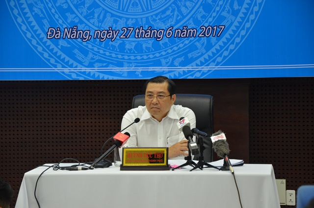 Chủ tịch Đà Nẵng: Chưa biết giữ nguyên Sơn Trà là giữ nguyên như thế nào - Ảnh 1.