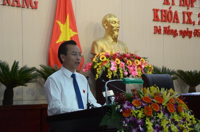 HĐND TP Đà Nẵng họp bất thường bàn chuyện nhân sự - Ảnh 1.