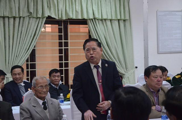 Bí thư Trương Quang Nghĩa nói với các vị tướng, tá về Vũ nhôm, Út trọc - Ảnh 2.