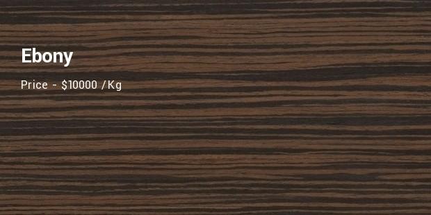 Từ cây gỗ 1 triệu USD không bán ở Thanh Hóa: 10 loại gỗ đắt xắt ra miếng bạn biết chưa? - Ảnh 8.